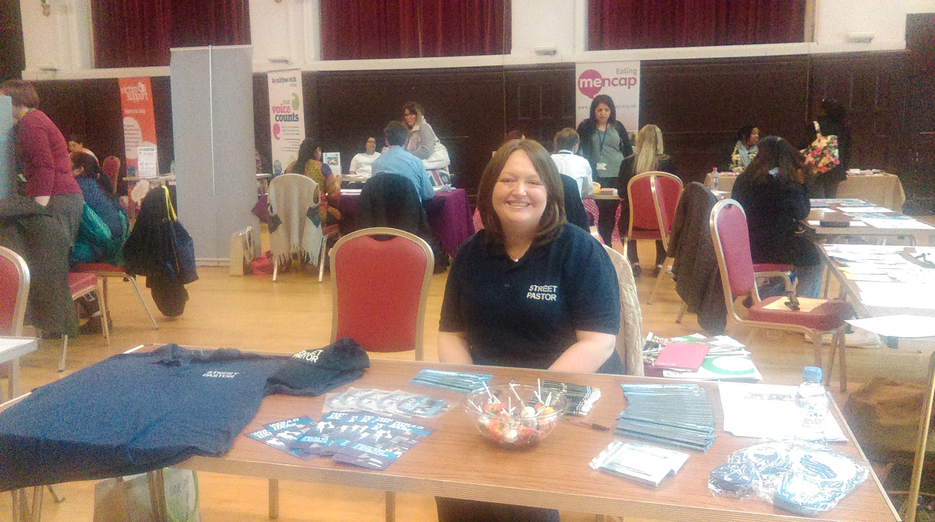 Ealing Volunteer Fair 2015